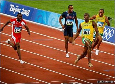 atletismo Bolt