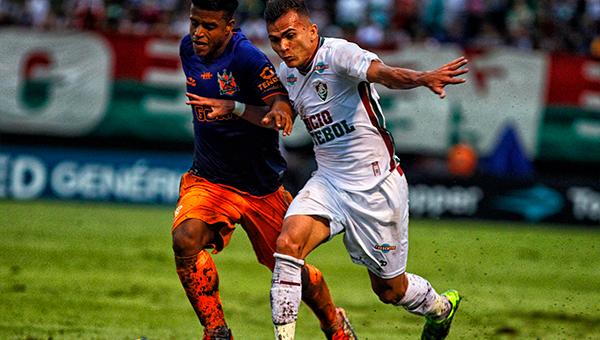 Fluminense x Pelotas