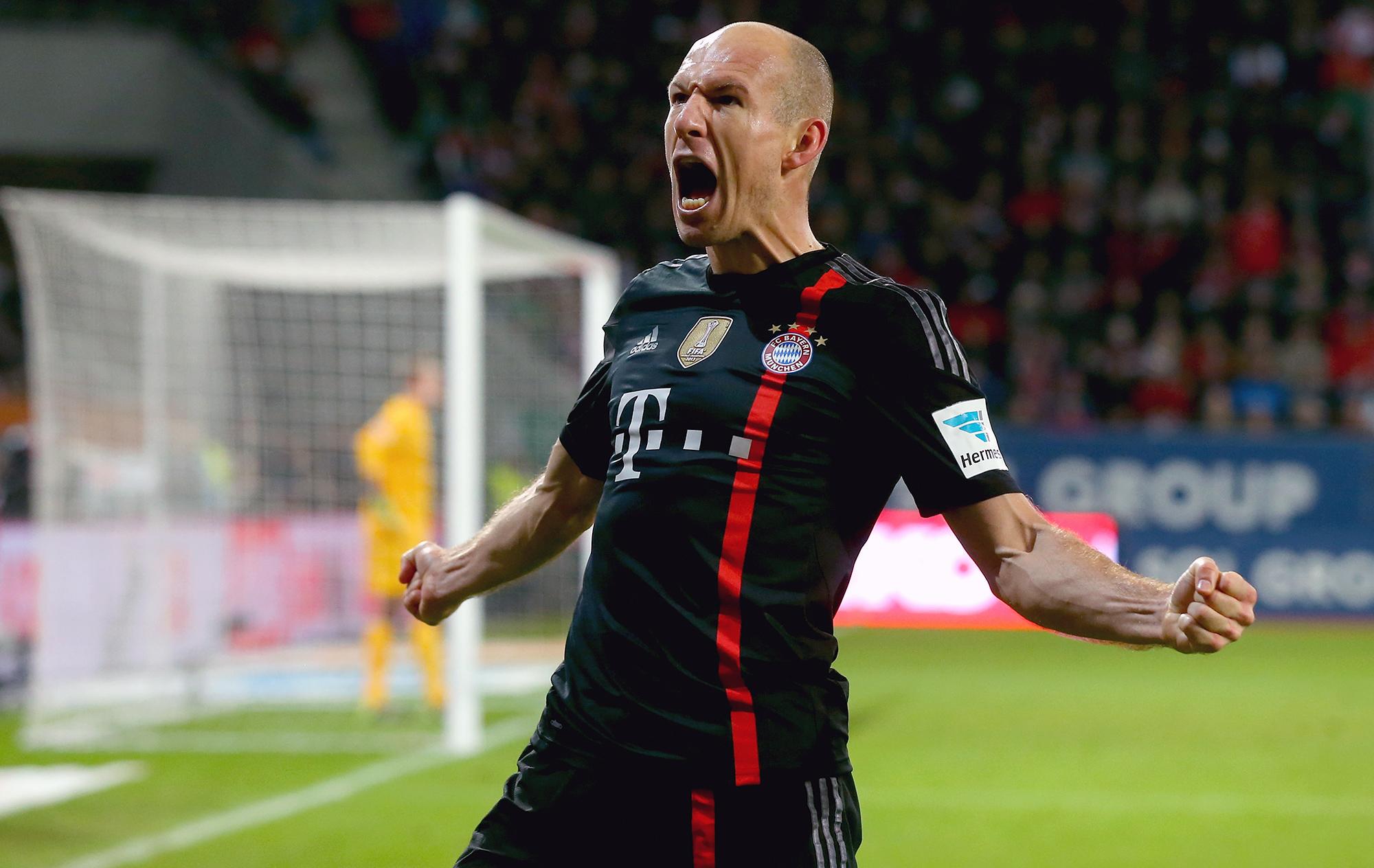 Robben do Bayern