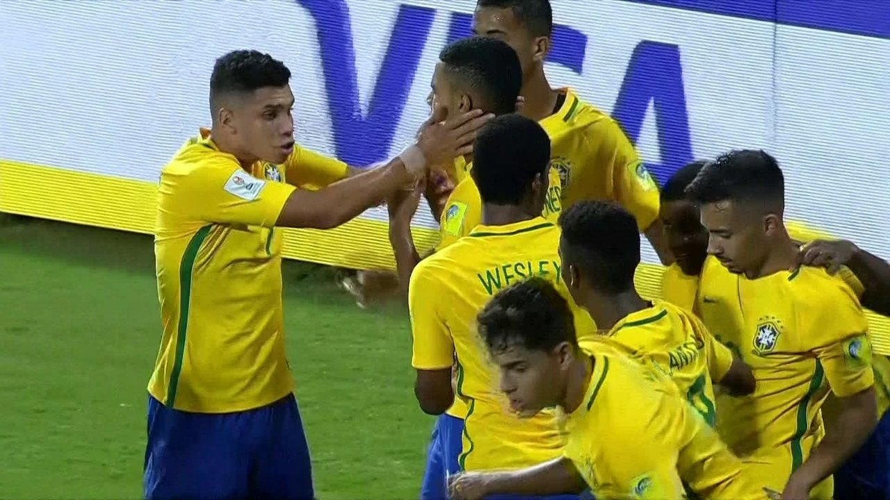 foto divulgação Brasil sub 17