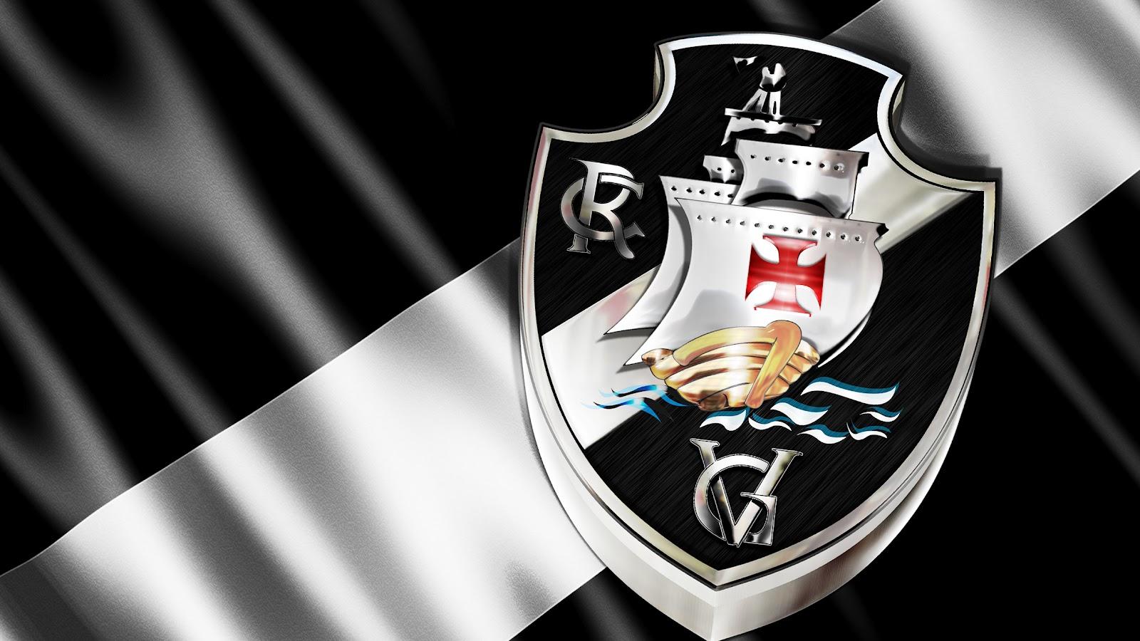 foto divulgação - escudo vasco