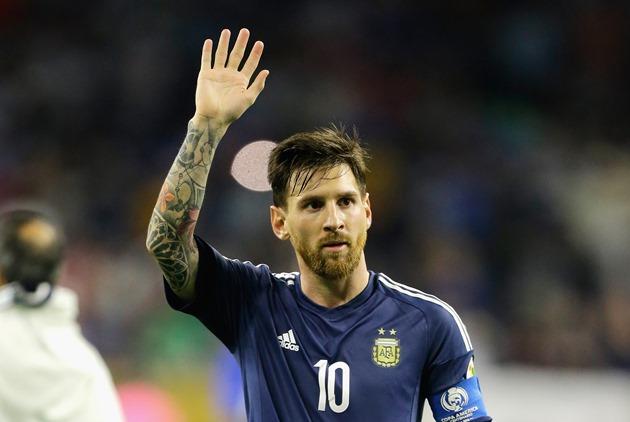 Messi - foto divulgação